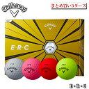 Callaway【キャロウェイ】E R C -ERC- 2019 ゴルフ ボール (3ダース36球) まとめ買い【送料無料】