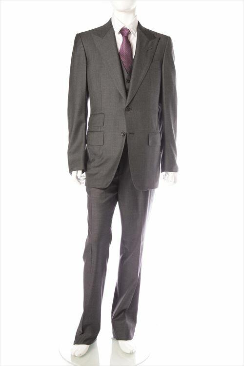 トムフォード TOM FORD 3ピーススーツ ...の商品画像