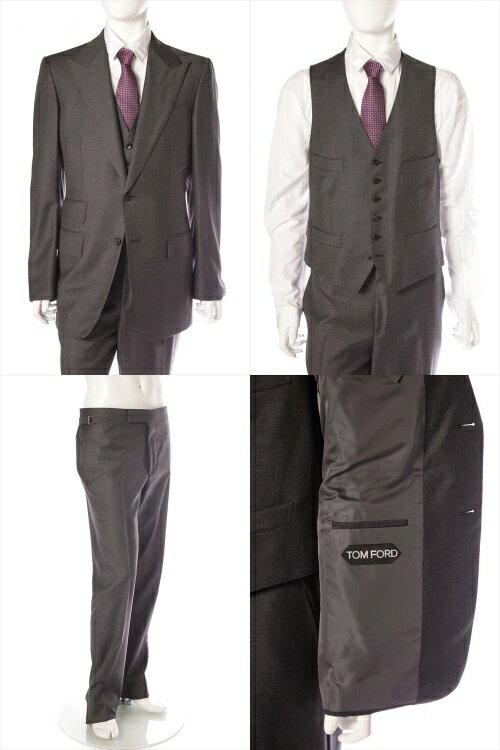 トムフォード TOM FORD 3ピーススーツ...の紹介画像3