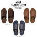 ショッピングis03 ISLAND SLIPPER(アイランドスリッパ)ユニセックス スエードレザー シャワーサンダル ハワイ発 PTS705BH