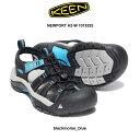 ショッピングスポーツサンダル KEEN(キーン)レディース スポーツ サンダル NEWPORT H2-W 1019292
