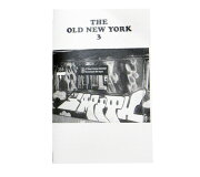 【最大80%OFFクーポン対象】 THE OLD NEW YORK (ザ オールド ニューヨーク) ZINE 003 [マガジン/MAGAZINE]