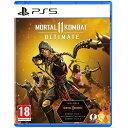 【新品】Mortal kombat 11 Ultimate モータルコンバット11 アルティメイト PS5 輸入版