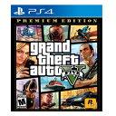 【新品】Grand Theft Auto V Premium...