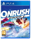 【新品】Onrush Day One Edition オンラッシュ PS4 UK 輸入版