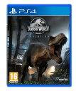 【新品 日本語対応】Jurassic World Evolution ジュラシックワールド エボリューション PS4 UK 輸入版