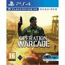 【取り寄せ】Operation Warcade (For Playstation VR) /PS4 PSVR専用 輸入版