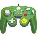 【取り寄せ】HORI Super Smash Bros Gamepad - Luigi /Switch 輸入版