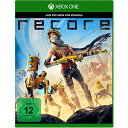 【取り寄せ】ReCore (German Box - Multi lang in game) /Xbox One 輸入版