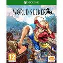 【取り寄せ】One Piece World Seeker ワンピース ワールドシーカー Xbox One 輸入版