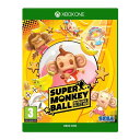 【取り寄せ】Super Monkey Ball: Banana Blitz HD /Xbox One 輸入版