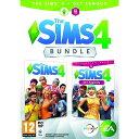 【取り寄せ】The Sims 4 + Get Famous (Bundle Pack) PC 輸入版