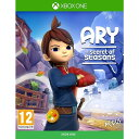 【取り寄せ】Ary and the Secret of Seasons Xbox One 輸入版