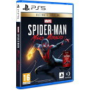 【取り寄せ】Spider-Man: Miles Morales - Ultimate Edition PS5 輸入版