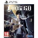 【取り寄せ】Judgment - Day One Edition PS5 輸入版
