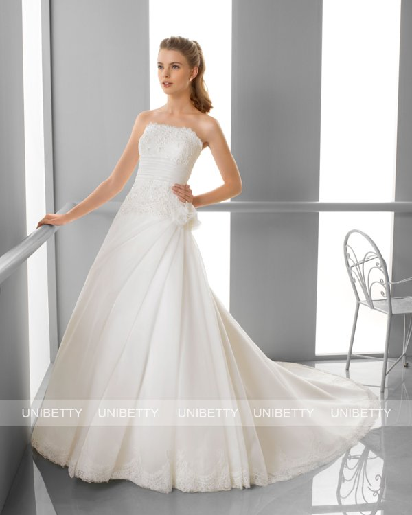 ウェディングドレス サイズオーダー無料 オーダードレス ウエディング Aライン WEDDING DRESS 披露宴 演奏会 結婚式 二次会 ws2404