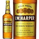 ショッピングボール 【正規品】I.W.ハーパー ゴールドメダル/I.W. Harper ビン・瓶 アメリカ 700ml 40.0% バーボンウイスキー ハイボールにおすすめ