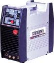 【取寄】[新ダイワ]新ダイワ TIG溶接機 直流専用200A 電源100V/200V兼用 STW201DW[工事用品 溶接用品 電気溶接機 (株)やまびこ]【TC】【TN】