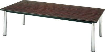 【取寄】[TOKIO]TOKIO ミーティングテーブル 角型 2100×1050mm ローズ TC2105[オフィス住設用品 オフィス家具 会議用テーブル 藤沢工業(株)]【TC】【TN】