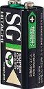 【日立】乾電池 6F22SG N【TN】【TC】【マンガン電池/乾電池/オフィス用品/日立製作所】
