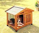 【送料無料】【犬小屋 小型犬用】サークル犬舎 CL-860【犬小屋 小型犬用 アイリスオーヤマ ペット 屋外ハウス ハウス サークル 天然木製】