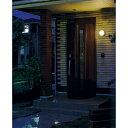 電池式ガーデンセンサーライトZSL-MK・ZSL-KK ブラック、グレー壁掛け型!人を感知して光ります。防犯にも効果アリ!【アイリスオーヤマ】【HT】