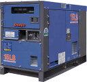 【取寄】【デンヨー】デンヨー 防音型ディーゼルエンジン発電機 DCA15LSK[デンヨー 発電機工事用品発電機・コンプレッサーディーゼル発電機]【TN】【TD】