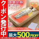 TEKNOS 敷き毛布 140×80cm グリーン系 EM-...