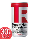 水, 飲料 - タフマンリフレッシュ 190g×30本 Tough-Man Refresh Yakult 炭酸飲料 高麗人参 ビタミンB6 カフェインレス 缶 飲みやすい ヤクルト 【D】