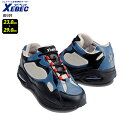 ショッピングAIR 【XEBEC/ジーベック】85101 セフティシューズ 作業靴 エアタンク 23cm 24cm 24.5cm 25cm 25.5cm 26cm 26.5cm 27cm 28cm 29cm 大きいサイズ
