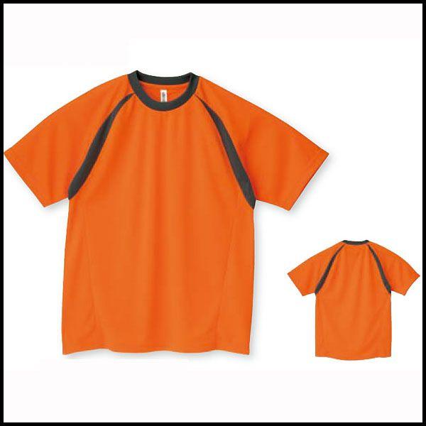半袖 カラーブロック Tシャツ 【領収書 発行 可能】 楽天カード分割 02P03Dec16
