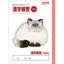 サクラクレパス 学習帳 漢字練習 120字 NP55(10) 10冊[un]