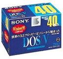 SONY 3.5インチ 2HD フロッピーディスク 40枚 40MF2HDGEDV DOS/V対応 Windows[cb]
