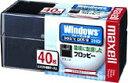 maxell 3.5インチ フロッピーディスク Windows 40枚 MFHD18.D40P[cb]