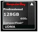 Komputerbay 128еоеме╨еде╚ └ь╠ч▓╚ е│еєе╤епе╚е╒еще├е╖ехелб╝е╔ CF 600X 90есеме╨еде╚/╔├ ╢╦├╝д╩е╣е╘б╝е╔ UDMA 6 RAW 128 GB Compact Flash Card[cb]