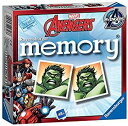 Ravensburger マーベル アベンジャーズ ミニメモリー Avengers Assemble Mini Memory Card Game[cb]
