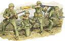 プラッツ 1/35 第二次世界大戦 アメリカ海兵隊 硫黄島 1945 プラモデル DR6038[cb]