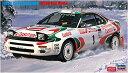 ハセガワ 1/24 トヨタ セリカ ターボ 4WD 1993年 RACラリー優勝車 プラモデル 20358[cb]