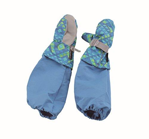 キャプテンスタッグキャンプアウトドア用手袋防寒ミトン子供用