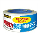 3M スコッチ 超強力多用途 補修テープ DUCT-TP18 透明タイプ 48mm×18m DUCT-TP18
