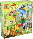 """レゴ (LEGO) デュプロ 世界のどうぶつ""""ジャングルセット"""