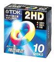 TDK 3.5インチ フロッピーディスク 256フォーマット10枚パック [MF2HD-256X10PS]