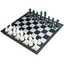 【磁石つき】 マグネット式 本格サイズ チェスセット チェス...