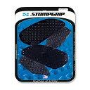 STOMPGRIP(ストンプグリップ) トラクションパッド タンクキット VOLCANO ブラック VFR800[RC79](15) 55-10-0097B