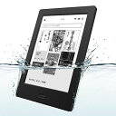 Rakuten �Żҽ��ҥ꡼���� Kobo Aura H2O �֥�å� N250-KJ-BK-S-EP
