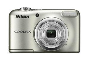 Nikon デジタルカメラ COOLPIX A10 シルバー 光学5倍ズーム 1614万画素 【乾電池タイプ】 A10SL