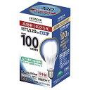 日立 LED電球 (明るさの目安電球100W相当) 1520lm 昼光色相当 11.4W E26口金 LDA11D-G/100C