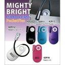 アメリカ MIGHTY BRIGHT マイティブライト PocketFlex ポケットフレックス LEDブックライト 42913・Purpl...