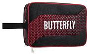 バタフライ(Butterfly) 卓球 ラケットケース メロワ・DXケース 62810 レッド(006)