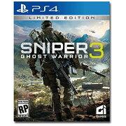 Sniper Ghost Warrior 3 Limited Edition PlayStation 4 スナイパーゴーストウォリアー3限定版プレイステーション4 北米英語版 [並行輸入品]